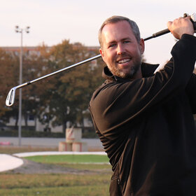 Image: Morgenpost-Golf Schnupperkurs