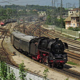 Image: Eisenbahn Treuchtlingen