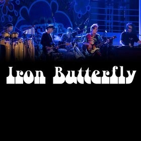 Image Event: Iron Butterfly