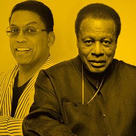 Image: Herbie Hancock & Wayne Shorter