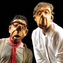 Bild: The Best Habbe & Meik - La Grande Comédie Des Masques - Landesbühne & Pumpwerk präsentieren Große KleinKunst