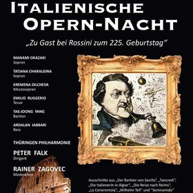 Image: Italienische Opernnacht - Zu Gast bei Rossini zum 225. Geburtstag