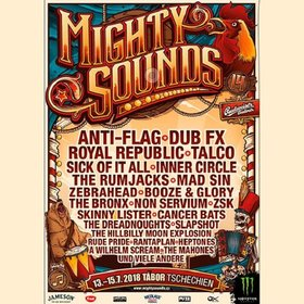 Bild: Mighty Sounds Festival 2018
