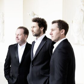 Image Event: The Celtic Tenors