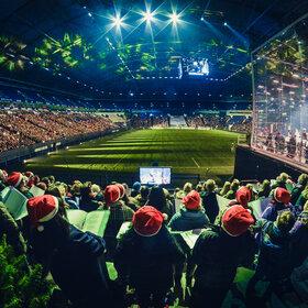 Image Event: Weihnachtssingen auf Schalke
