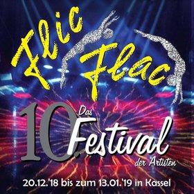 Bild Veranstaltung: Flic Flac - Das 10. Festival der Artisten