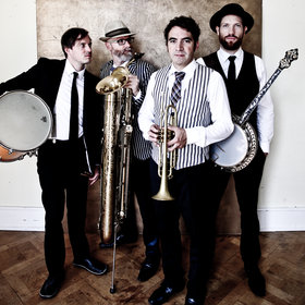 Image: Internationales Oldtime Jazzfestival