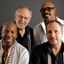 Bild: FOURPLAY - Bob James, Nathan East, Harvey Mason, Chuck Loeb