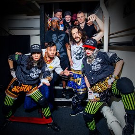 Bild: Gogol Bordello