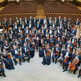 Image Event: Novosibirsk Philharmonic Orchestra