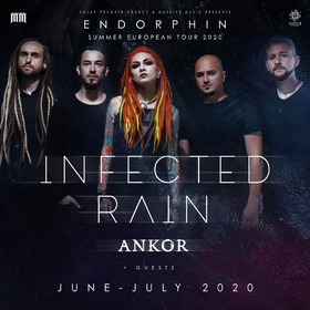 Image Event: Infected Rain & Ankor