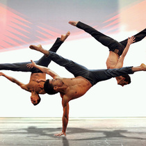 Bild: Rasta Thomas´ Rock the Ballet