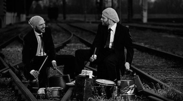 Bild: Familiensonntage - Double Drums