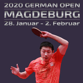 Image: German Open Magdeburg - ITTF World Tour