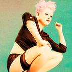 Bild: JUST PiNK - Europes Best P!NK Tribute