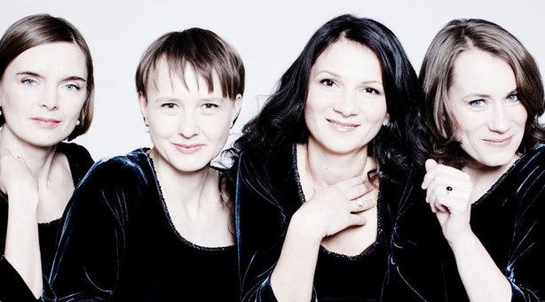 Bild: Saitenspiel: Klenke Quartett - Bach, Schubert, Gubaidulina, Tschaikowski
