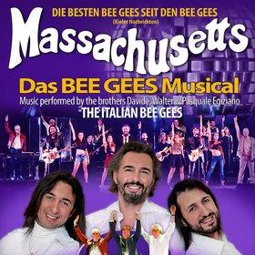 Bild Veranstaltung: MASSACHUSETTS - Das BEE GEES Musical
