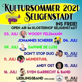 Image: Kultursommer Seligenstadt