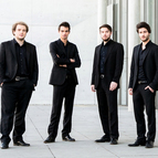 Bild: Saitenspiel: Goldmund Quartett - Christopher Park, Klavier