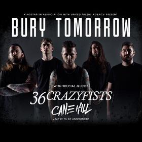 Bild Veranstaltung: Bury Tomorrow