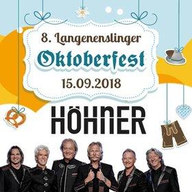 Bild Veranstaltung: Langenenslinger Oktoberfest