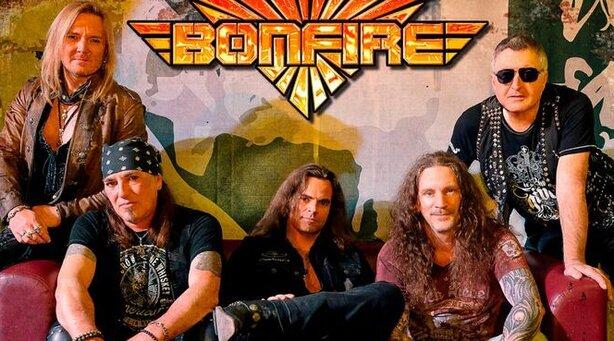 Bild: bonfire - die deutsche Hardrock Legende