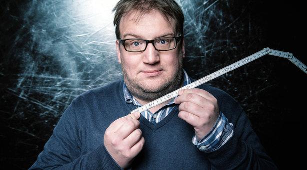 Bild: Jens Heinrich Claassen - 13 Zentimeter - aus dem Leben eines durchschnittlichen Mannes