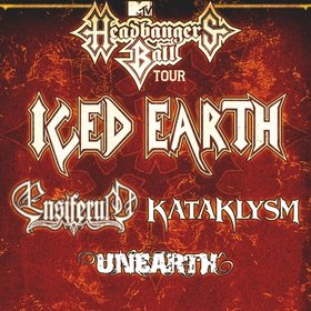 Bild: MTV´s Headbangers Ball Tour 2016
