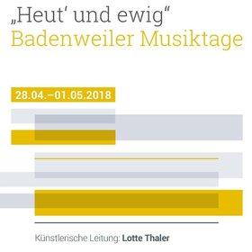 Bild Veranstaltung: Badenweiler Musiktage