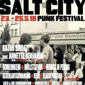Image: SaltCity PunkFestival