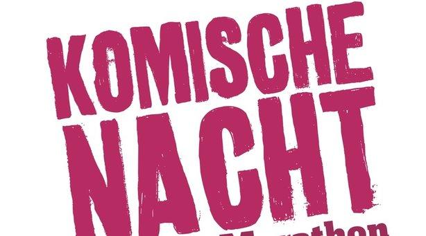 DIE KOMISCHE NACHT - Der Comedy-Marathon in Darmstadt