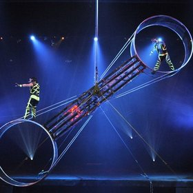 Bild: Freestyle Circus