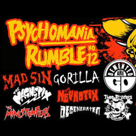 Image: Psychomania Rumble