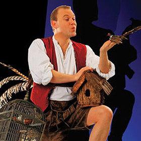 Bild: Freies Landestheater Bayern: Die Zauberflöte von W. A. Mozart