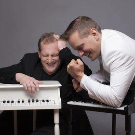Bild Veranstaltung: David & Götz - Die Showpianisten