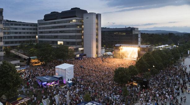 Bild: Campus Festival Bielefeld 2020