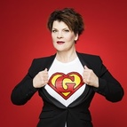 "Bild: Gayle Tufts ""Superwoman"""
