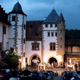 Image: Burgfestspiele Jagsthausen