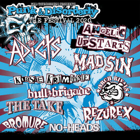 Image Event: Punk & Disorderly Festival