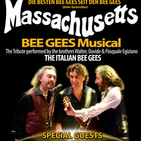 Image: MASSACHUSETTS - Das BEE GEES Musical