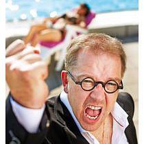 Bild: Robert Griess - Hauptsache, es knallt!!
