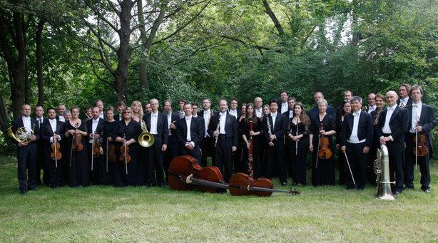 Bild: Konzert mit dem Leipziger Symphonieorchester