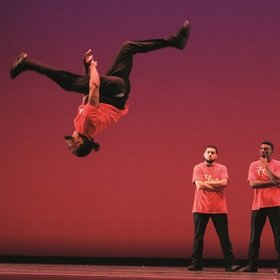 Bild Veranstaltung: Fly Dance Company
