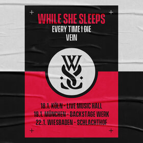 Image Event: While She Sleeps