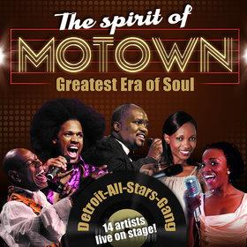 Bild Veranstaltung: The spirit of Motown
