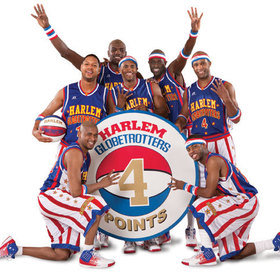Image Event: The Harlem Globetrotters