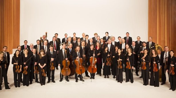 Bild: Dirigentenforum mit Peter Gülke - mit den Brandenburger Symphonikern