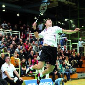 Image: Badminton Europameisterschaft