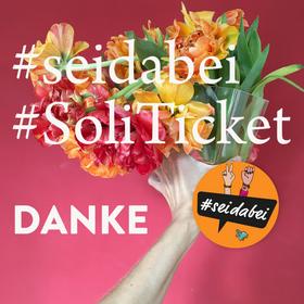 Image Event: #SoliTicket für das Literaturhaus München
