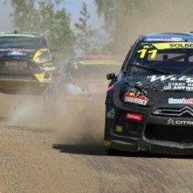 Image: FIA European Rallycross Championship